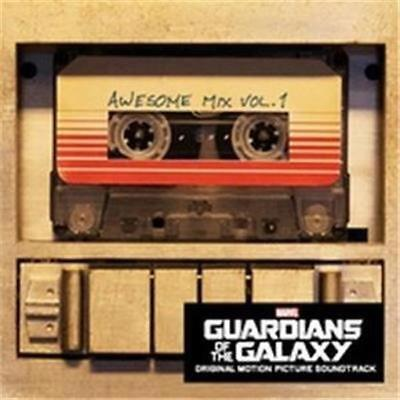 GUARDIANS OF THE GALAXY : Awesome Mix Vol. 1 Soundtrack CD NEW