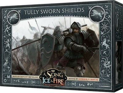 A Song of Ice & Fire TMG - Tully Sworn Shields