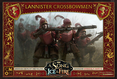 A Song of Ice & Fire TMG - Lannister Crossbowmen