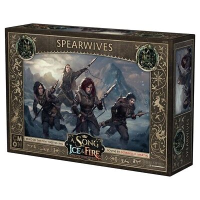 A Song of Ice & Fire TMG - Spearwives