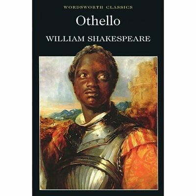 Othello by William Shakespeare, Paperback Book, New, FREE & Fast Delivery!