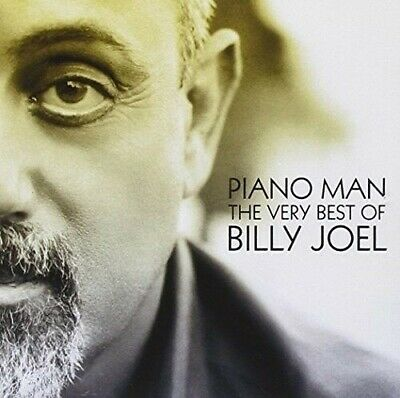 Piano Man: The Very Best Of Billy Joel Music CD