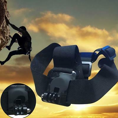 Action Sport camera Accessories Headband Head strap monopod For Gopro Hero  AE