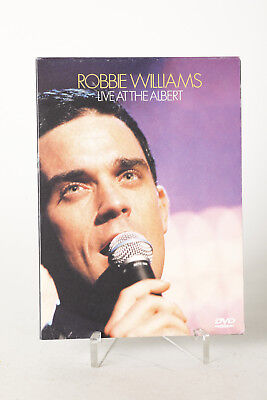 DVD Robbie Williams Live at the Albert (92694)