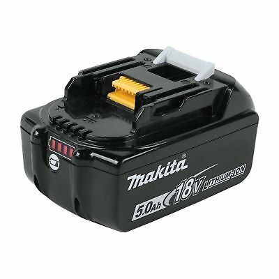 Makita BL1850B 18V 5.0Ah  LXT Lithium-Ion Battery with LED Indicator NEW