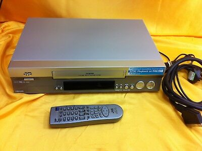 JVC HR-J680 VHS VCR with remote ##KEGWH13 JM
