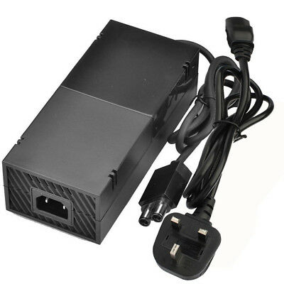 AC Adapter Charger Power Supply Cord Cable brick for Microsoft XBOX ONE Console