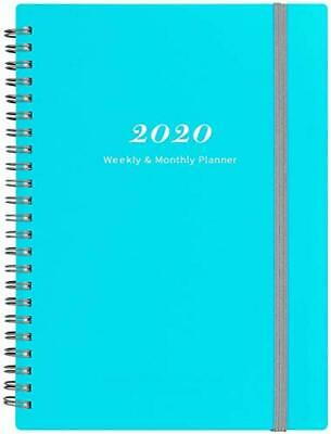 """2019 Monthly Planner - 2019-2020 Monthly Planner with Tabs & 13 Note Pages, 8.5"""""""