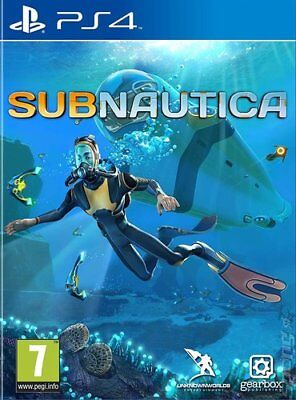 Subnautica (PS4) VideoGames ***NEW***