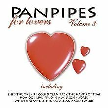 Panpipes For Lovers 3 von EASY LISTENING COMPILATION ... | CD | Zustand sehr gut