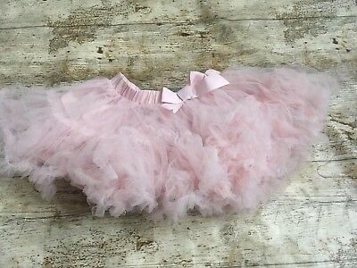 Next Girls Pink Tulle Tutu Age 12-18 Mths Princess Party Dressing Up