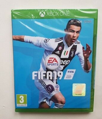 Fifa 19 Xbox One game brand new