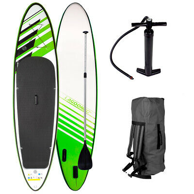 Sup Board Stand Up Paddle Surf-Board Gonflable Incl. Pagaie Isup Paddling 365cm