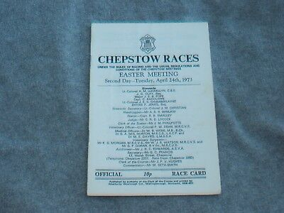 Chepstow 1973 - Comedy Of Errors - Bula - Welsh Champion Hurdle