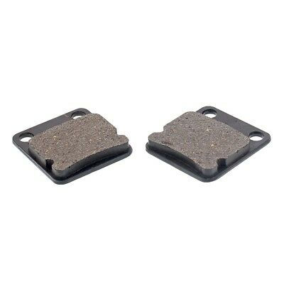 Front Left or Right Semi-Metallic Brake Pad Set for Kawasaki Prairie 300