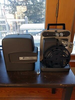 Vintage Bell & Howell Super 8 Movie Projector 346A AutoLoad