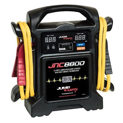 SOLAR JNC8800 800 Start Assist Amp 12V Capacitor Jump Starter