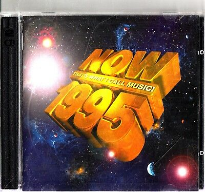 Now That's What I Call Music! The Best of 1995 Double CD (Oasis/Blur/Baby D)