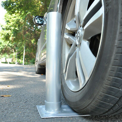 """2.4"""" D. Metal Tire Mount Tailgate Wheel Stand Flag Pole Pole Holder 25' 20' FT"""