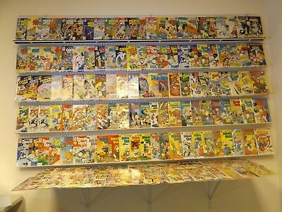 Huge Lot of 165+ Comics W/Disney, Archie and More!! Avg Beautiful VF+ Condition!