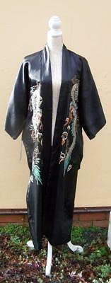 An Old But Extremely Attractive Japanese Kimono.