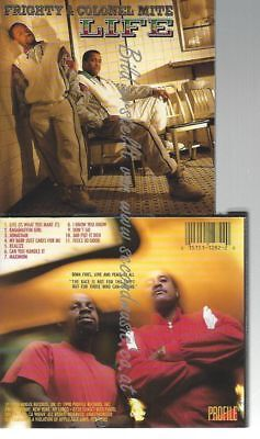 Cd--Frighty & Colonel Mite--    Life