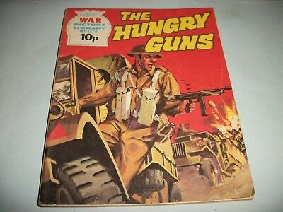 1976  War Picture Library comic no. 1273