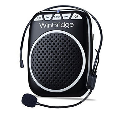 Voice Amplifier Rechargeable Portable for Presentations/Teaching New