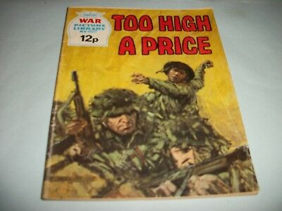 1978  War Picture Library comic no. 1507