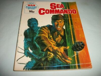 1979  War Picture Library comic no. 1690