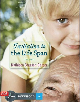 PDF Invitation to The Life Span By Kathleen Stassen Berger 3rd Edition BOOK