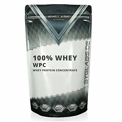 Syglabs Nutrition 100% Whey Protein Concentrate, Schoko, 1000 g