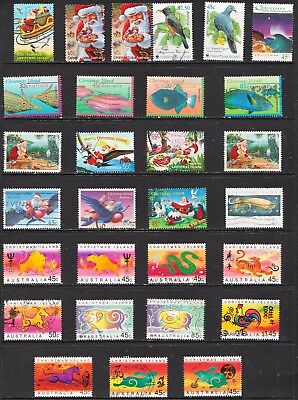 Christmas Island Stamps  All Different  Used Refer 2 Scans