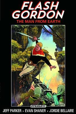 Flash Gordon Omnibus Volume 1 TP Man From Earth Softcover Graphic Novel