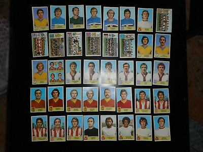 Lotto Figurine Panini 1971 72 1972 Campionato Serie A Recuperate Calcio Sticker