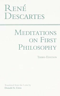 Meditations on First Philosophy (Hackett Classics) by Rene Descartes