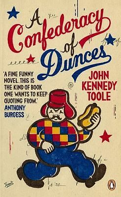A Confederacy of Dunces (Penguin Essentials) by John Kennedy Toole