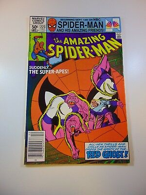 Amazing Spider-Man #223 VF condition Huge auction going on now!