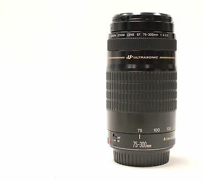CANON EF 75-300mm f/4-5.6 Canon EF Mount Camera Lens - C66