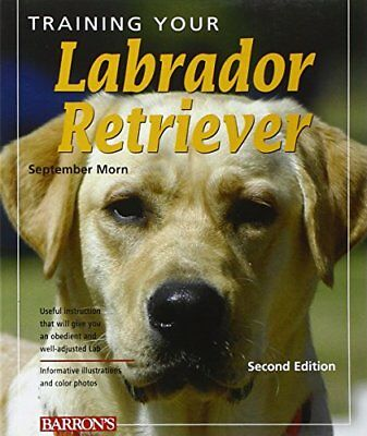 Training Your Labrador Retriever by September Morn