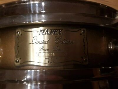 Mapex  Limited Edition 12x3.5