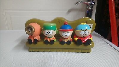 South Park Voice Recorder Sofa With Catchphrases 1999 Rare