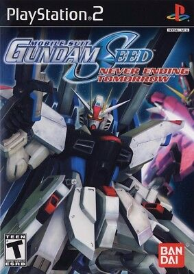 Mobile Suit Gundam Seed: Never Ending Tomorrow PS2 New Playstation 2