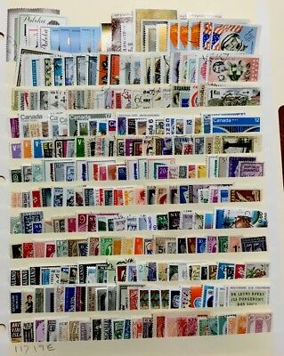 Worldwide Stamps  #240 All Different Before 1980 Lot 11719E