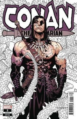 Conan The Barbarian #2 Ribic Cvr By Crom The Cimmerian Returns To Marvel 011619