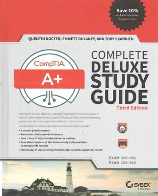 Comptia A+ Complete Certification Kit : Exams 220-901 and 220-902, Hardcover ...
