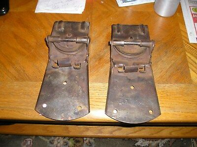 2 Antique House Farm Barn Pocket Door Rollers Hardware Hangers,STARLINE INC.