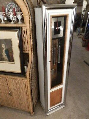 Mid Century George Nelson Howard Miller Grandfather Floor Clock 150 Model620-801
