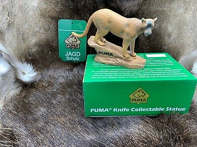 Puma Knife Collectable Statue Mint In Box Very Nice Puma Collection Centerpiece
