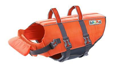 Outward Hound PupSaver Ripstop Dog Life Jacket Quick Release Easy Fit,New,Medium